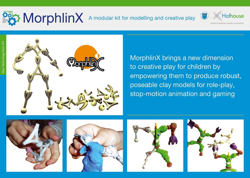 Morphlinx: A Modular Kit for Modelling and Creative Play