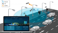 S-PACES. People and vehicle monitoring IoT system to control confinement and healthcare measures during COVID-19