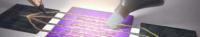 Paper-based temperature sensor with high sensitivity